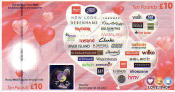 Love2 Shop Gift Voucher £10